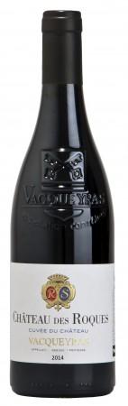 """La """"Cuvée du Château"""" Vacqueyras Rouge 2014"""
