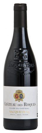 """The """"Cuvée du Château"""" red Vacqueyras 2015"""